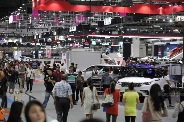 Doanh số bán ôtô Đông Nam Á tăng trưởng mạnh trong năm 2018