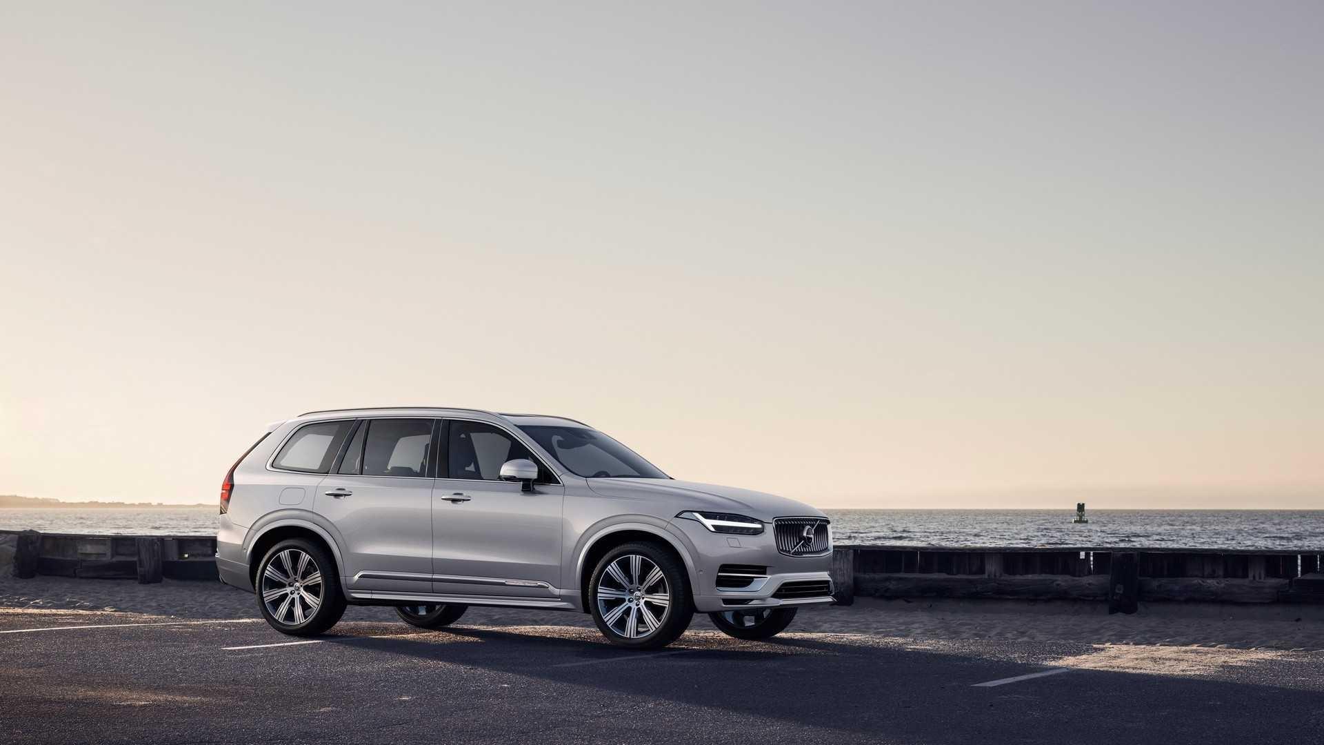 'SUV an toàn nhất thế giới' Volvo XC90 được bổ sung 'vũ khí mới' KERS