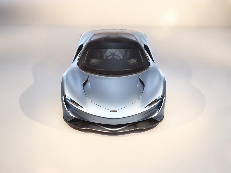 Siêu xe McLaren Speedtail mạnh 1.035 mã lực, giá 2,3 triệu USD