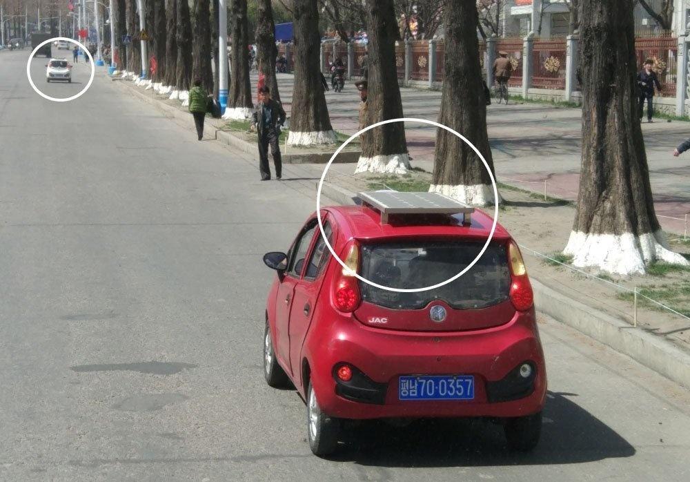 Ông Kim Jong-un muốn Triều Tiên sản xuất ôtô điện