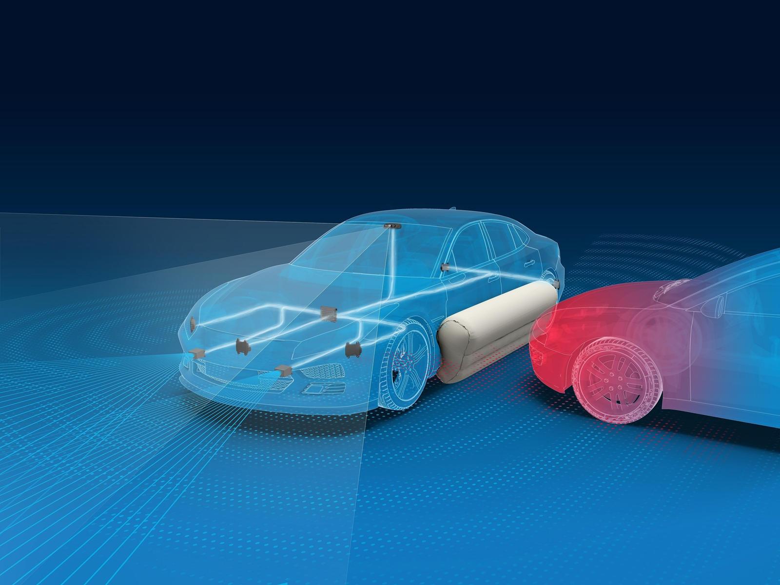 Công nghệ túi khí bên hông sẽ giúp ôtô an toàn hơn