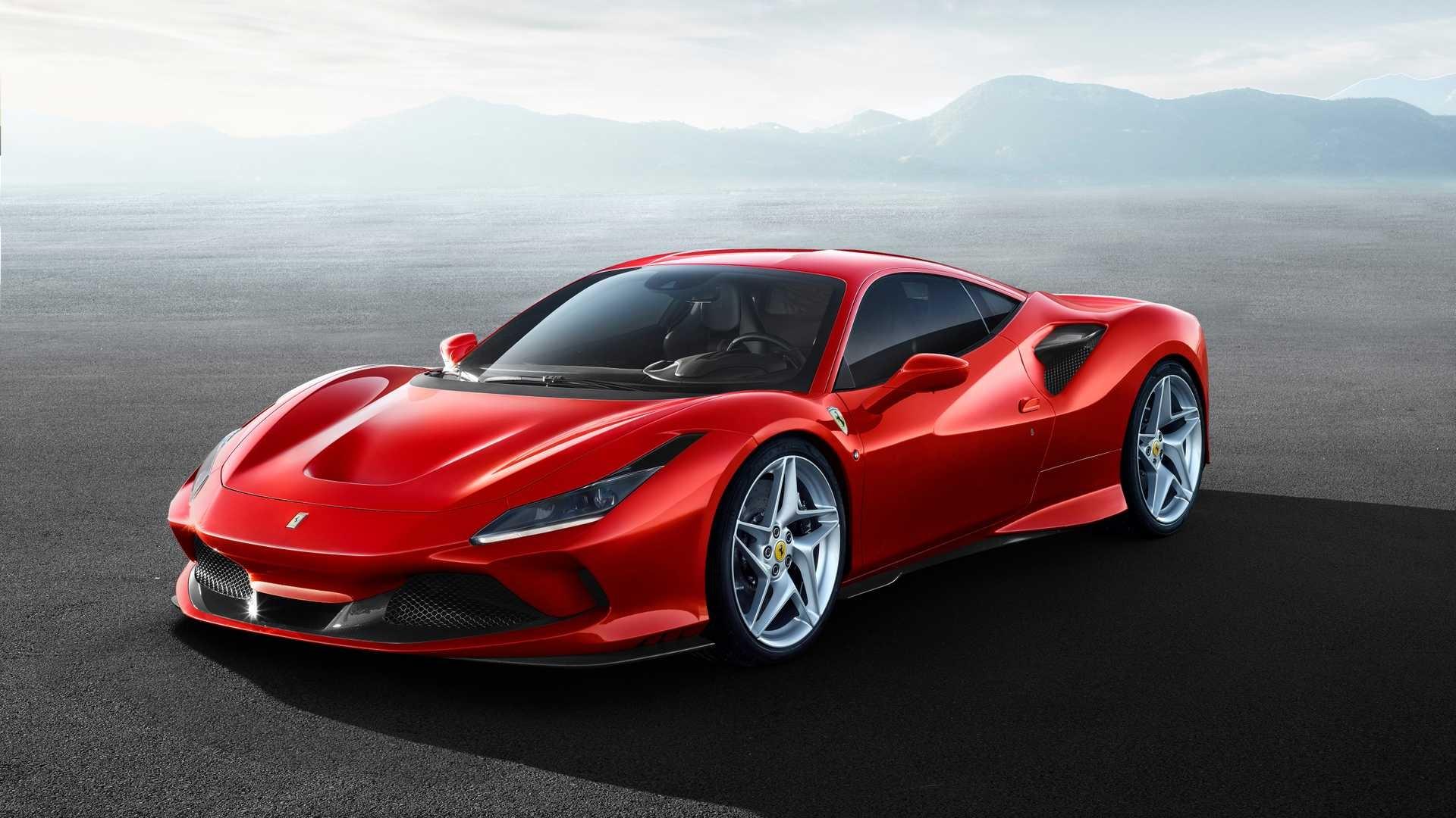 'Siêu ngựa' Ferrari F8 Tributo ra mắt thay thế 488 GTB