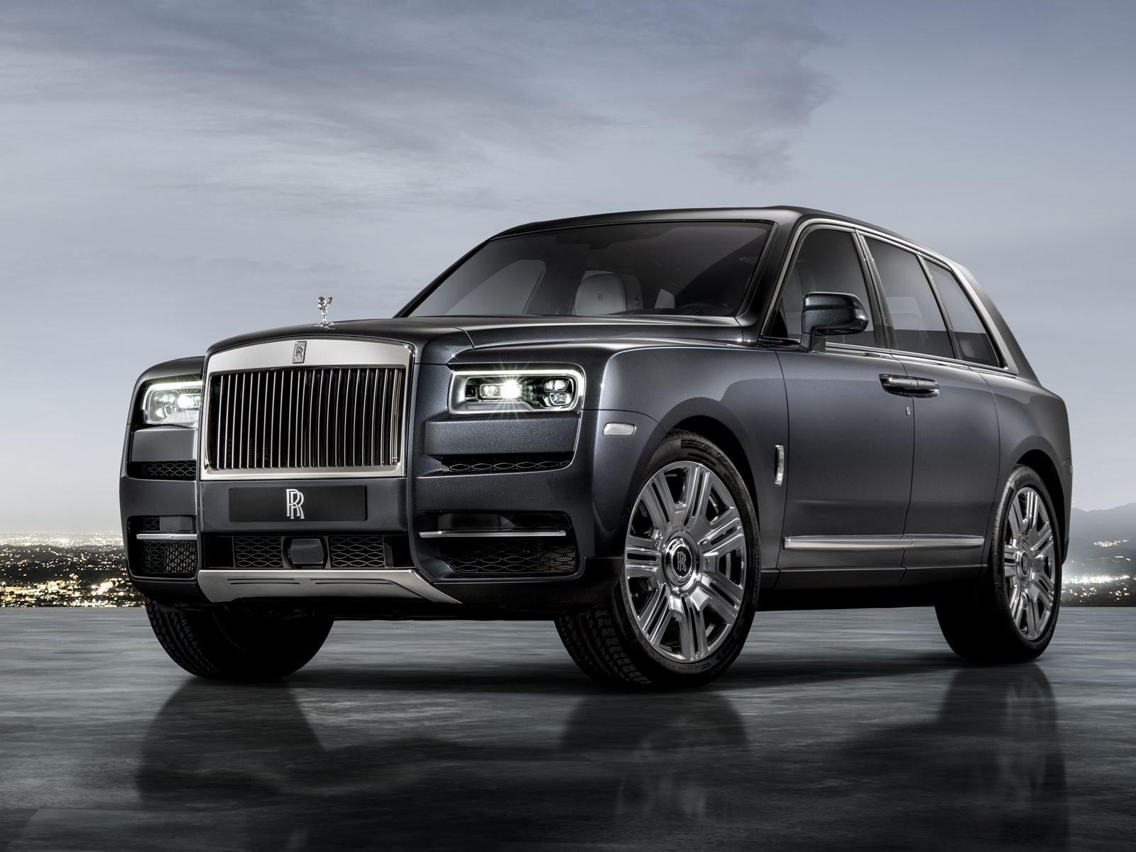 Rolls-Royce mở rộng sản xuất Cullinan để đáp ứng nhu cầu phái nữ