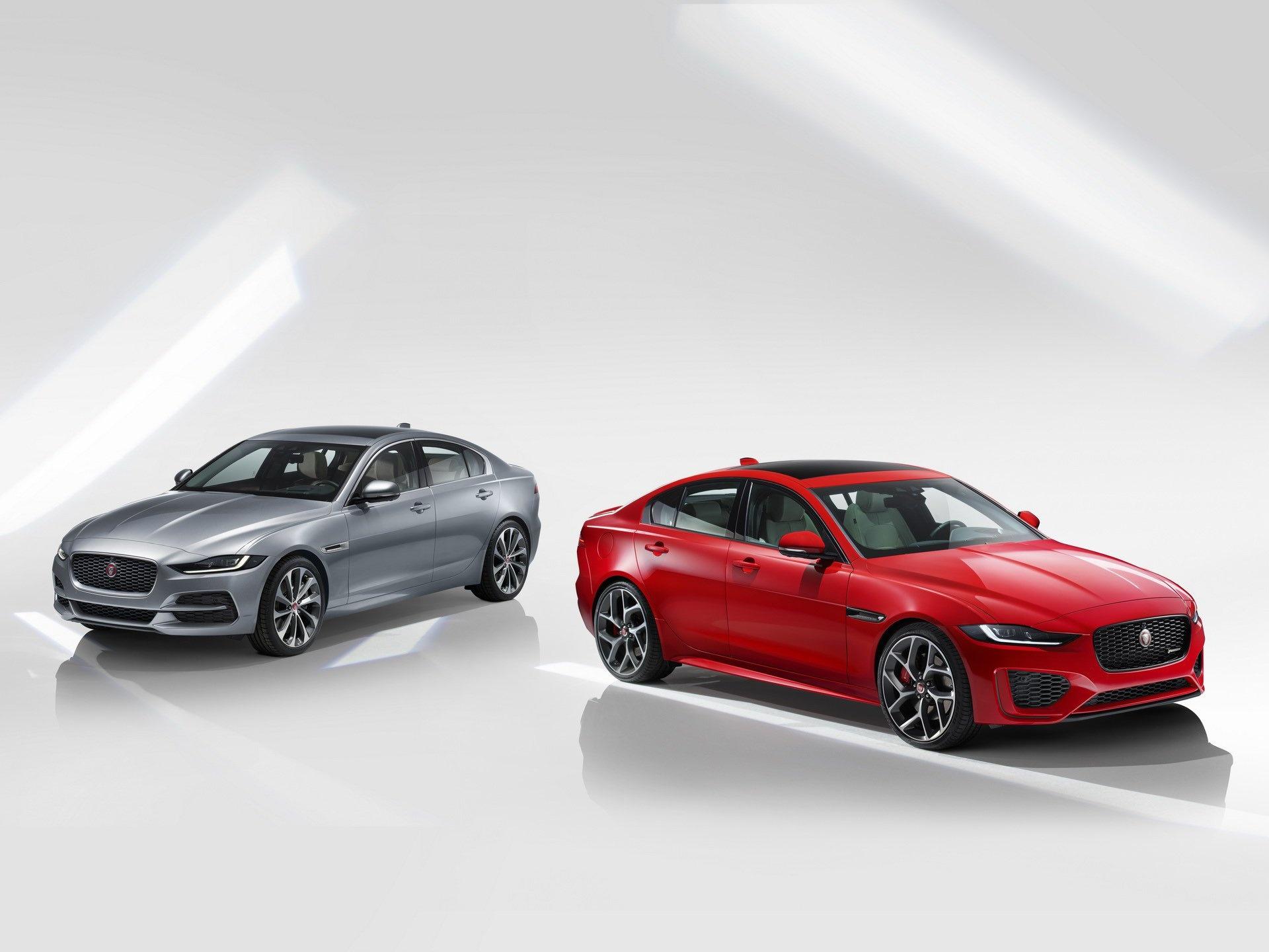 Jaguar XE 2020 bản facelift đẹp và cá tính hơn