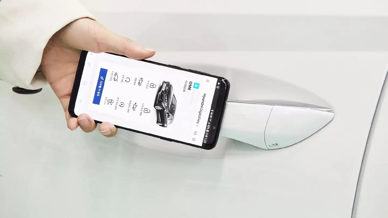 Cuối năm 2019, xe Kia và Hyundai có thể điều khiển bằng smartphone
