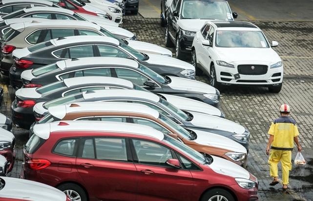 Chi gần 2 tỷ USD nhập khẩu, thị trường ôtô hứa hẹn khởi sắc