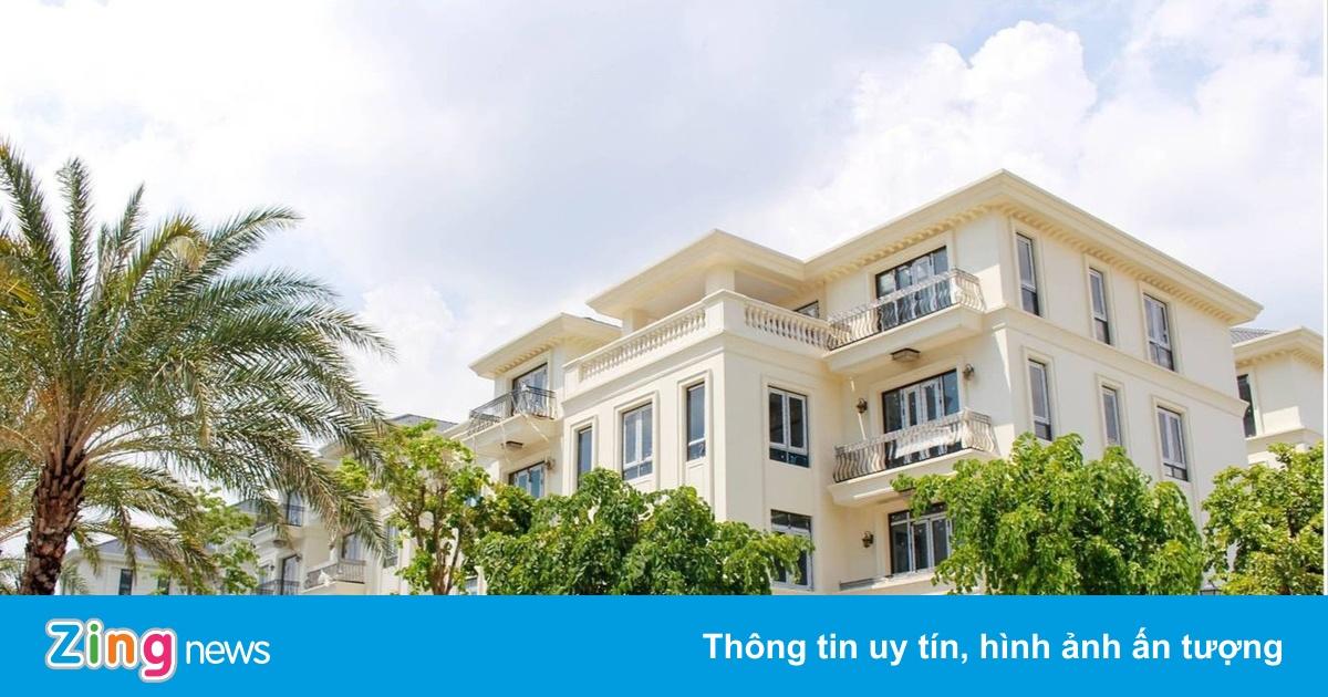 Xuất hiện những căn biệt thự hơn 400 tỷ đồng tại TP.HCM