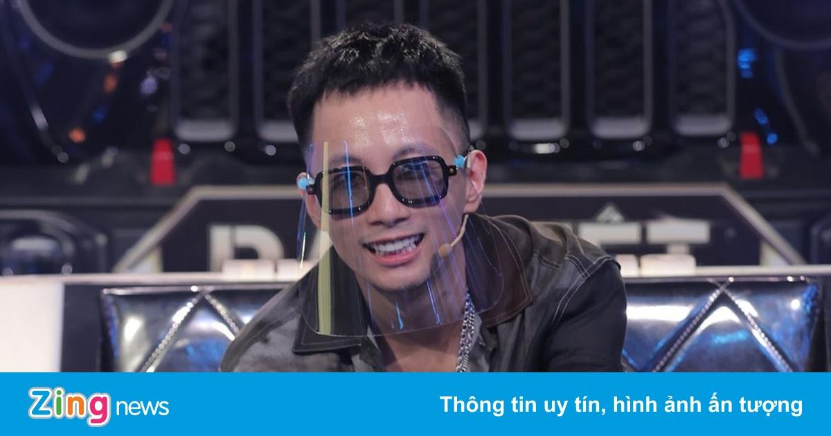 Rhymastic nói về việc LK thay thế vị trí giám khảo ở Rap Việt