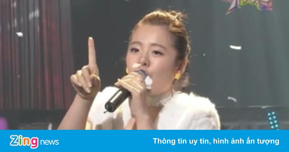 Ca sĩ Hàn Quốc rời showbiz sau màn ra mắt thảm họa
