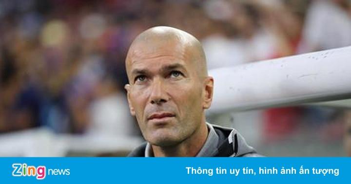 Chủ tịch Perez nhắm người cũ của Real thay Zidane