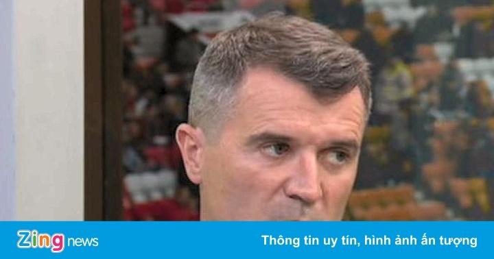 Roy Keane phẫn nộ vì cầu thủ MU ôm kình địch Liverpool
