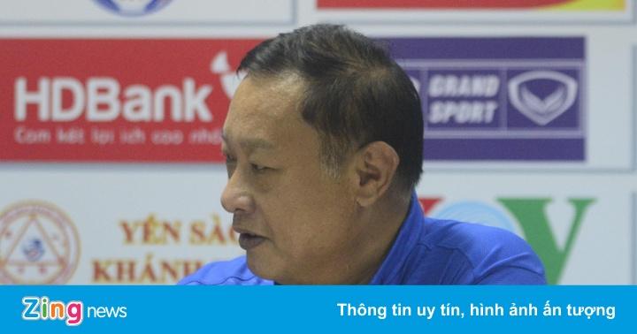 Trợ lý HLV tuyển Myanmar bẽ mặt vì tự tin quá sớm trước Việt Nam