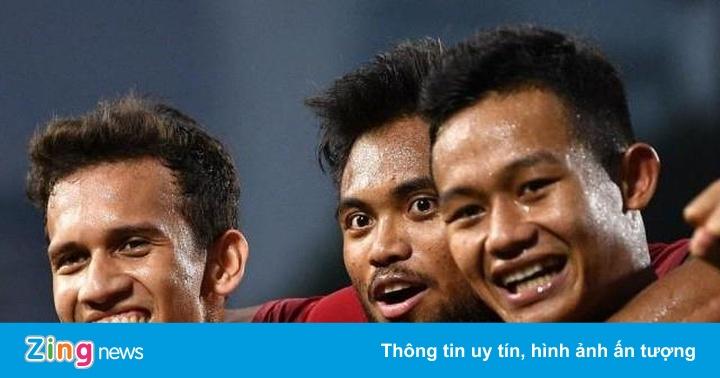 Hậu vệ U22 Indonesia quyết khiến hàng công U22 Việt Nam im lặng