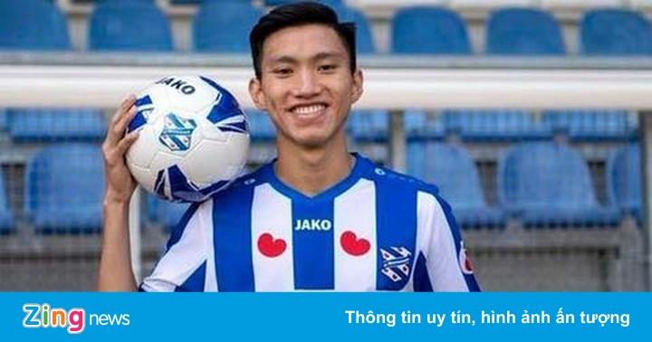 Điều gì chờ Văn Hậu ở SC Heerenveen sau SEA Games 30?