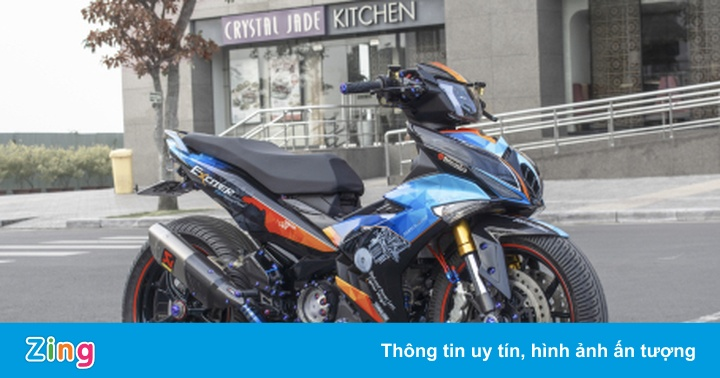 Yamaha Exciter 150 độ hơn 200 triệu của biker Cần Thơ