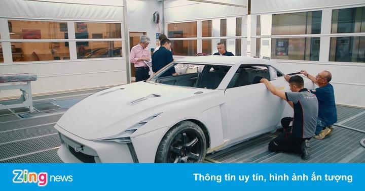 Nissan GT-R lột xác dưới bàn tay hãng thiết kế Italy