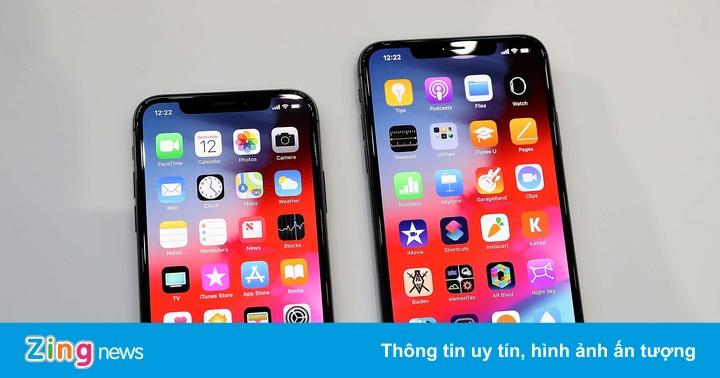 Hàng loạt iPhone bị mất sóng sau khi nâng cấp lên iOS 12.1.2