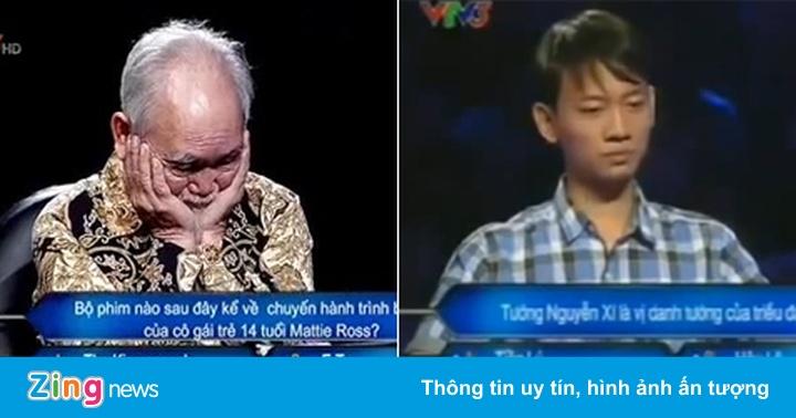 Những người chơi 'gây sốt' ở 'Ai là triệu phú' - Phim truyền hình - ZING.VN