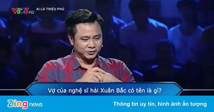 Những sự cố khó tin của MC Lại Văn Sâm và Ai là triệu phú - Sao Việt - ZING. VN