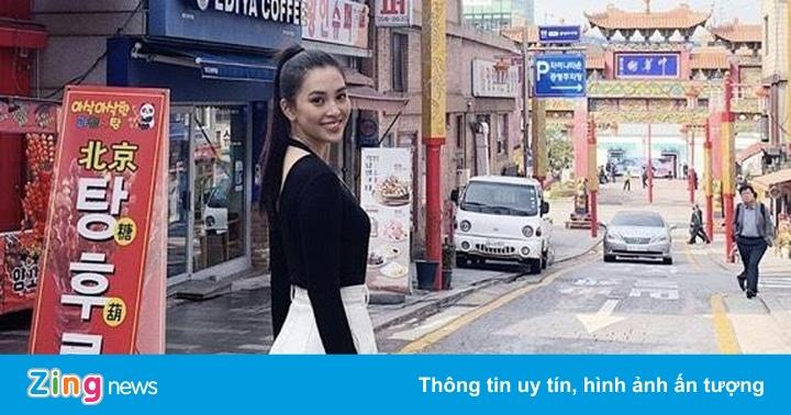 Ảnh khoe nhan sắc đời thường của Hoa hậu Tiểu Vy