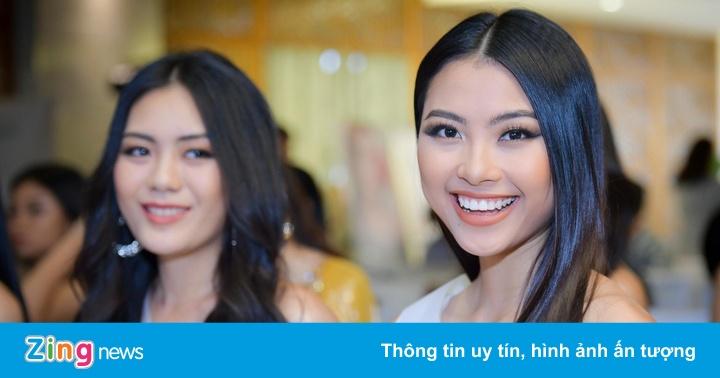 Nhan sắc 45 người đẹp Hoa hậu Hoàn vũ Việt Nam trước chung kết
