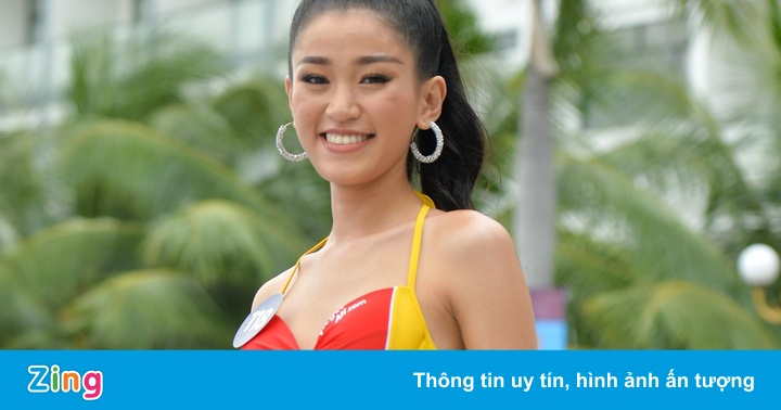 Hoa hậu Hoàn vũ Việt Nam: Thí sinh lộ nhược điểm cơ thể khi mặc bikini