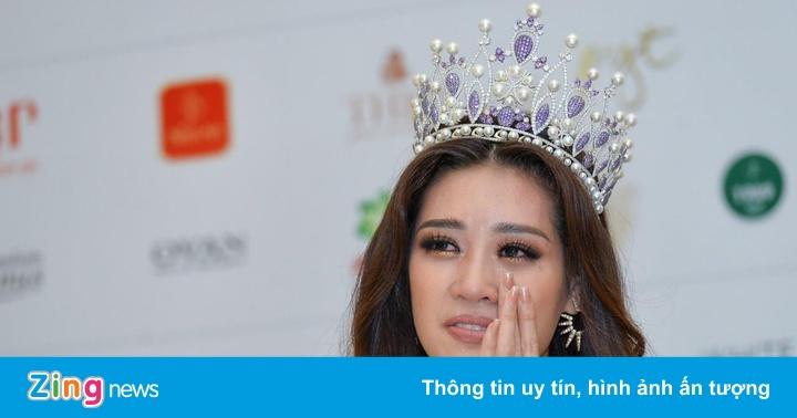 Tân Hoa hậu Hoàn vũ Việt Nam: 'Tôi chưa có bạn trai'  - xổ số ngày 16102019