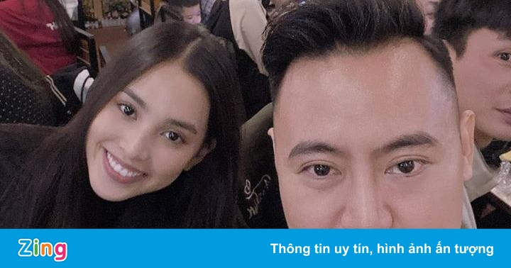 Hoa hậu Tiểu Vy chuẩn bị đi bão mừng U22 Việt Nam chiến thắng