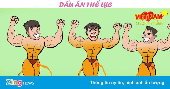Hí họa thầy Park dùng sâm Hàn giúp U23 Việt Nam khỏe phi thường