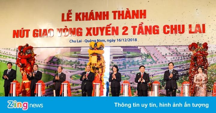 Thủ tướng chia sẻ cảm xúc về thành công của vùng đất '4 không' Chu Lai -  Kinh doanh - ZING.VN