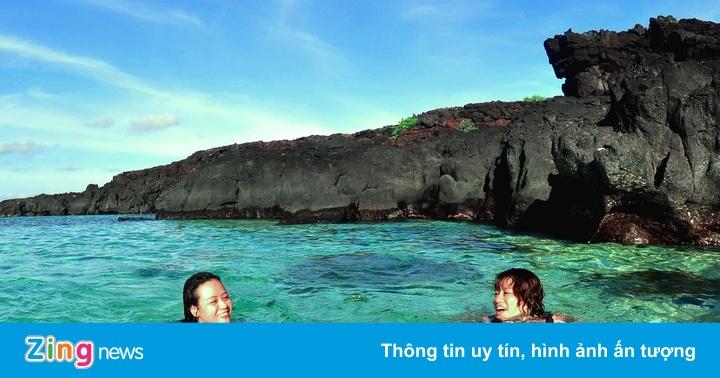 Thiên đường đảo Bé ở Lý Sơn, nơi lặn ngắm san hô tuyệt hảo