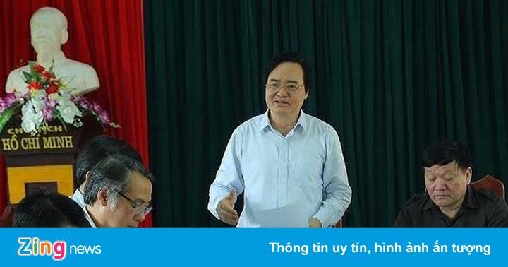 Bộ trưởng GD&ĐT về Hưng Yên làm việc sau vụ nữ sinh bị đánh hội đồng