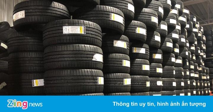 Có nên mua lốp ôtô tồn kho 2-3 năm?