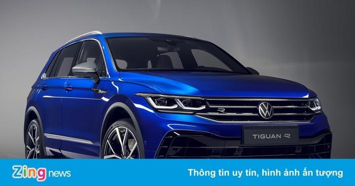 Volkswagen Tiguan có thêm bản hiệu năng cao mạnh 315 mã lực - kết quả xổ số gia lai