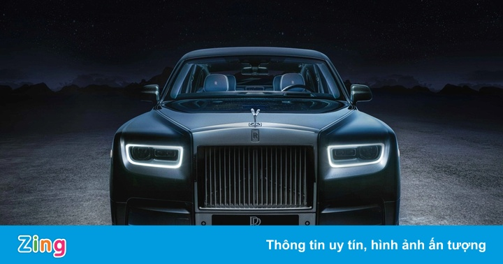 Mua Rolls-Royce Phantom giá triệu USD qua WeChat