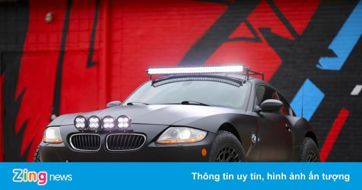 Bản độ BMW Z4 theo phong cách xe địa hình được rao bán