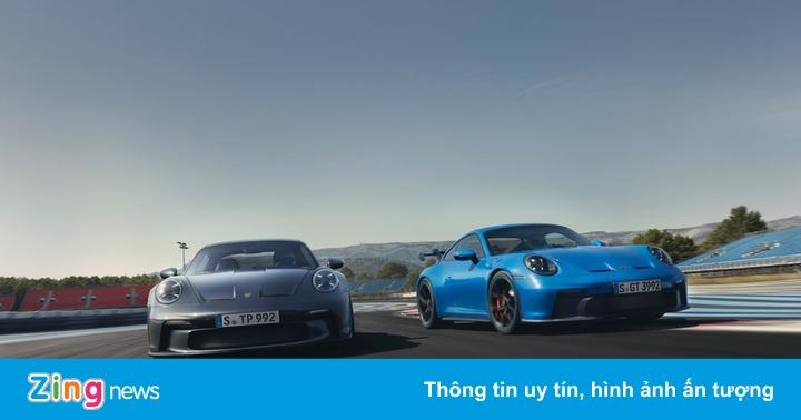 Porsche 911 GT3 Touring: Phiên bản không cánh gió của 911 GT3