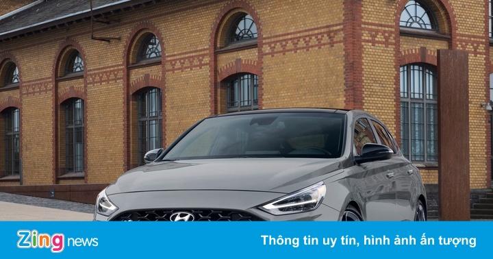 Hyundai i30 N fastback bản giới hạn mang thiết kế thể thao cực đoan