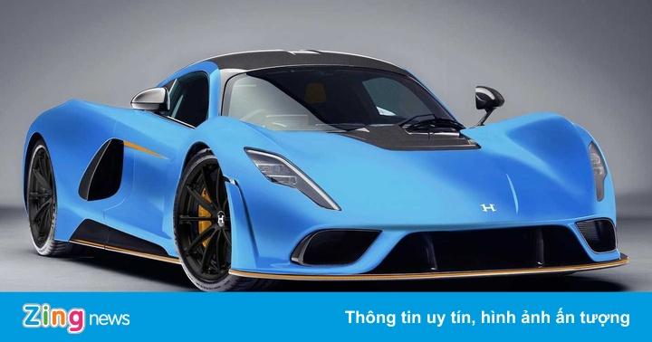 Siêu xe 2,1 triệu USD Venom F5 không được chạy quá 4.000 km mỗi năm