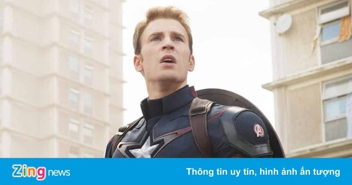 Đế chế siêu anh hùng Marvel còn cần Captain America của Chris Evans?