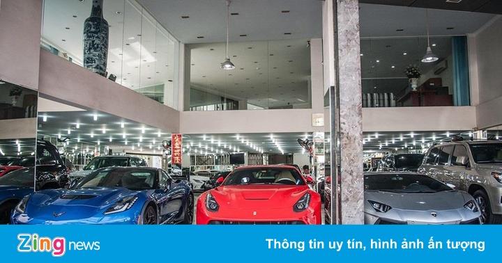 Người Việt đua nhau mua ôtô nhập khẩu