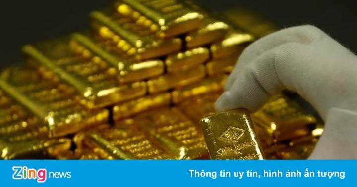 Giá vàng tăng vọt sau khi FED công bố can thiệp thị trường trái phiếu - giá vàng hôm nay