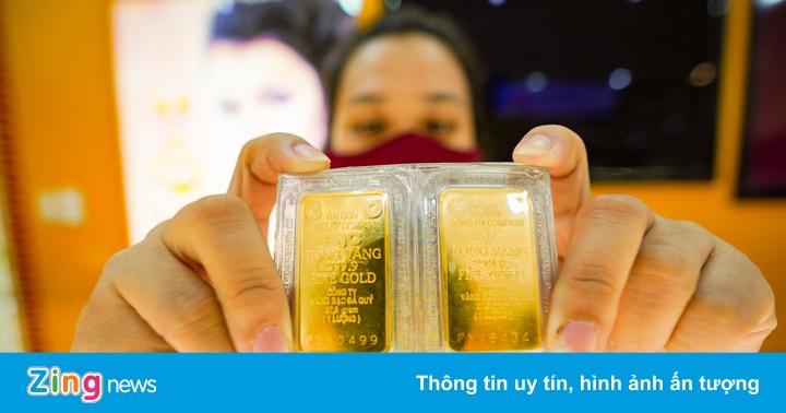 Giá vàng được dự báo tăng tuần tới