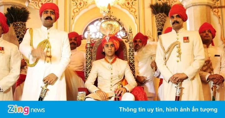 Hoàng tộc ở Ấn Độ với khối tài sản lớn, cuộc sống xa xỉ