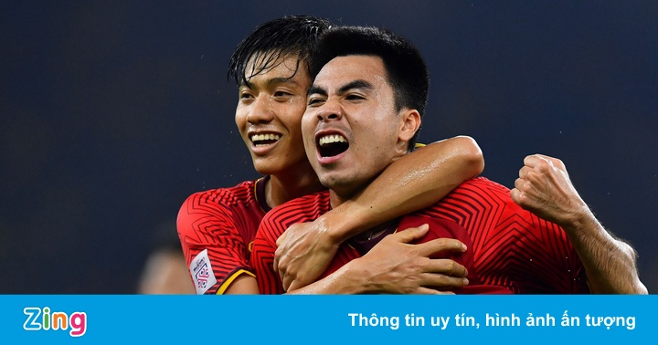 """Phạm Đức Huy – """"hoàng tử bánh gấu"""" của tuyển Việt Nam"""
