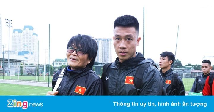 Tiền vệ Huy Hùng: ''Sẽ ưu tiên vé cho gia đình và người thân''