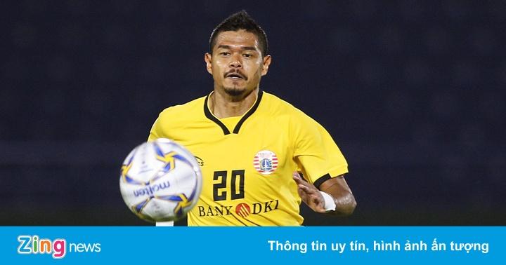 Huyền thoại Indonesia Bambang Pamungkas trở lại Việt Nam ở tuổi 38
