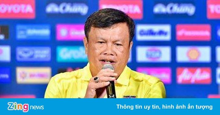 HLV Thái Lan: 'Chúng tôi muốn chứng minh ai là số 1 Đông Nam Á'