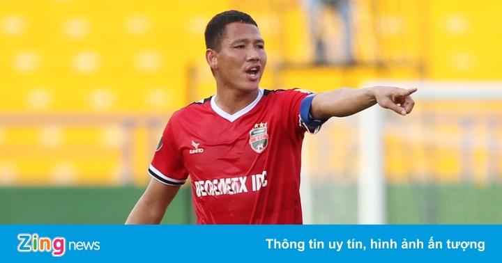 HLV Park Hang-seo nên gọi Anh Đức trở lại đội tuyển