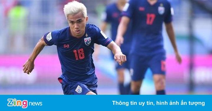 Cầu thủ Thái Lan có 48h để chứng tỏ xứng đáng dự King's Cup